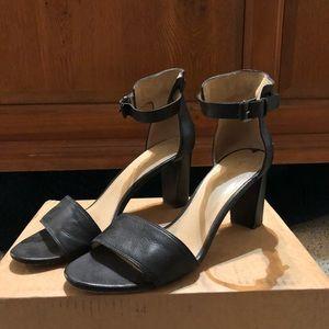 Via Spiga black heels
